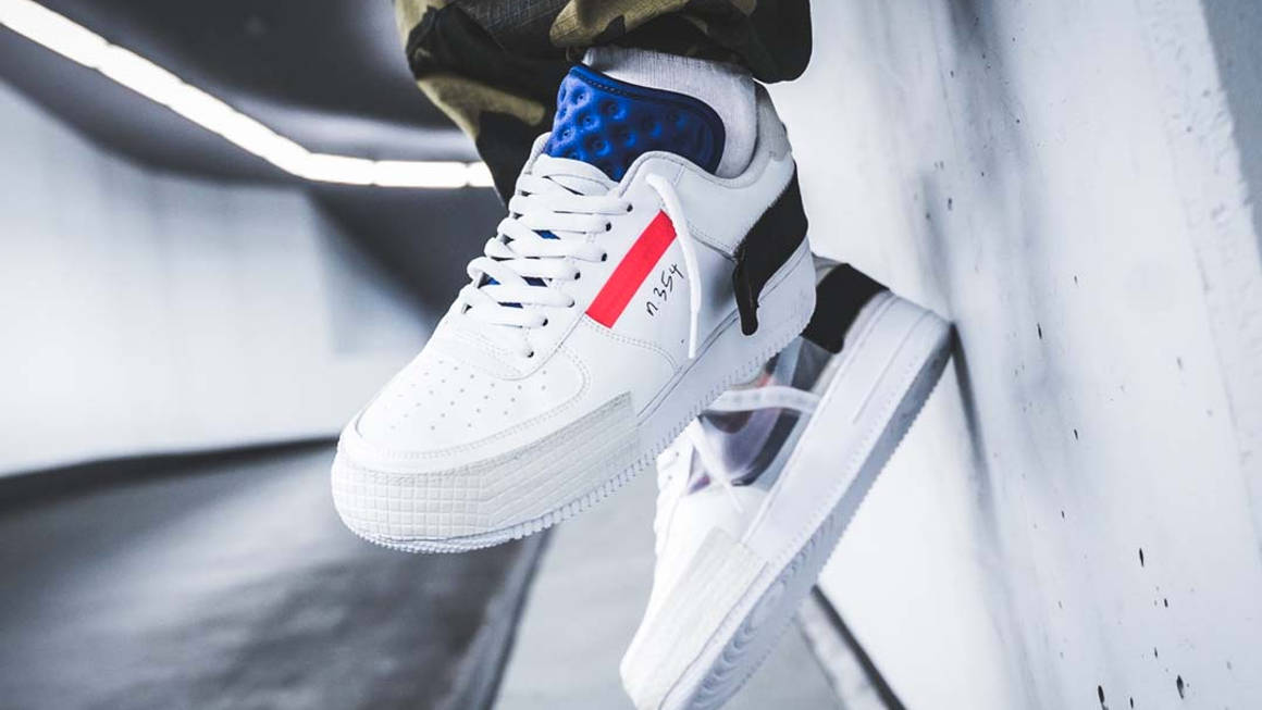 The Nike Air Force 1 Type 'N.354' Is