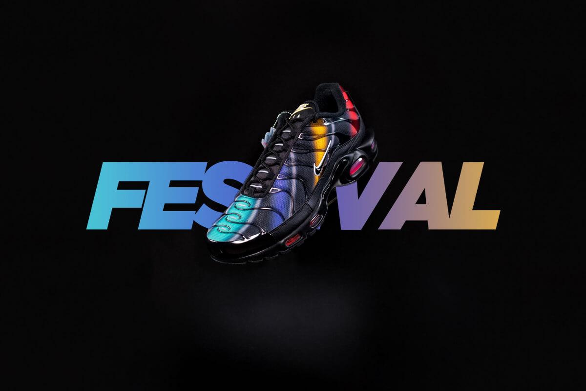 The Nike TN 'Festival Pack' Has RESTOCKED At Foot Locker