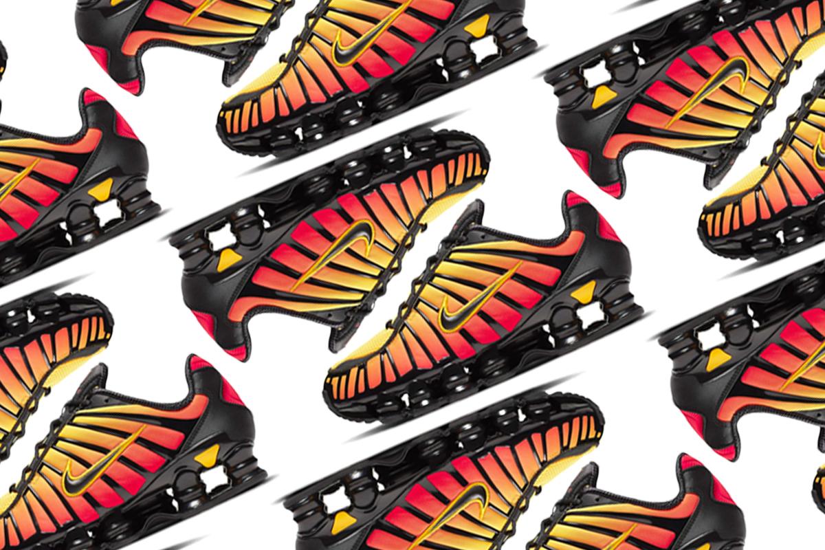 The Nikes Shox TL 'Sunrise' Drops Very Soon!