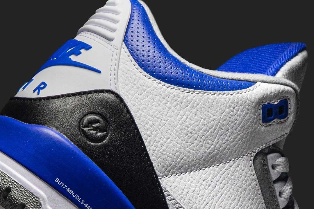 A Closer Look At The fragment design x Air Jordan 3
