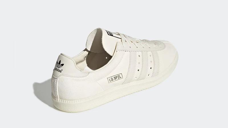 Liam Gallagher x adidas SPZL Cream