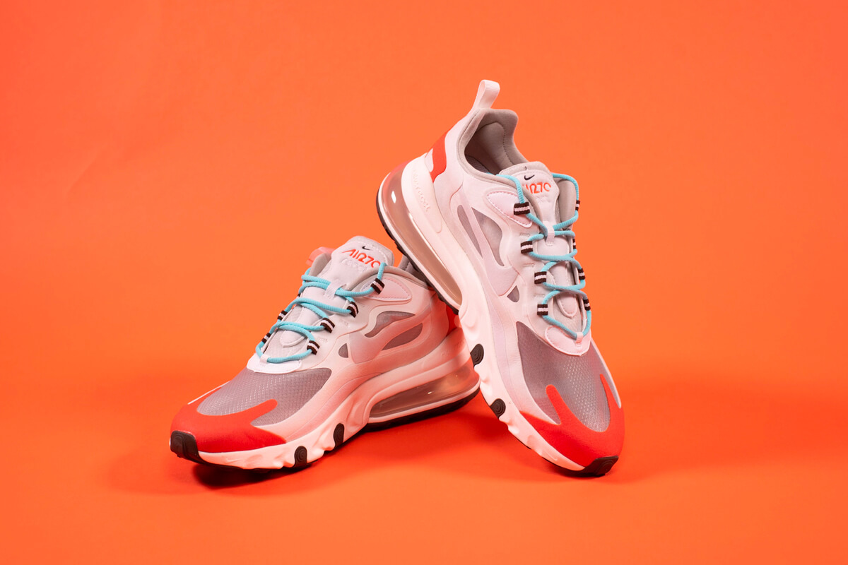 Take An On Foot Look At The Amazing Nike Air Max 270 React