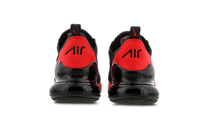 Nike Air Max 270 Black Crimson AH8050-026 back