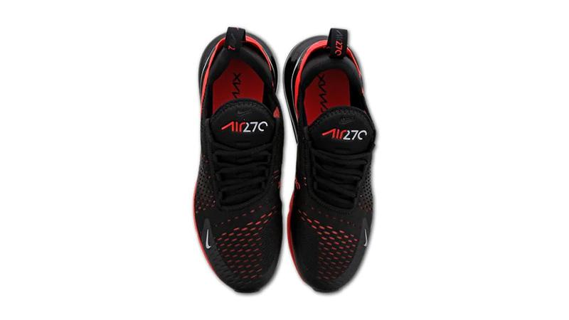 Nike Air Max 270 Black Crimson AH8050-026 middle