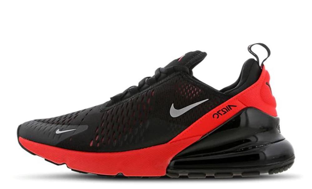 Nike Air Max 270 Black Crimson AH8050-026
