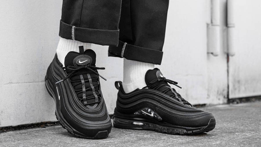 bala también si puedes  Nike Air Max 97 Black | Where To Buy | 921826-015 | The Sole Supplier