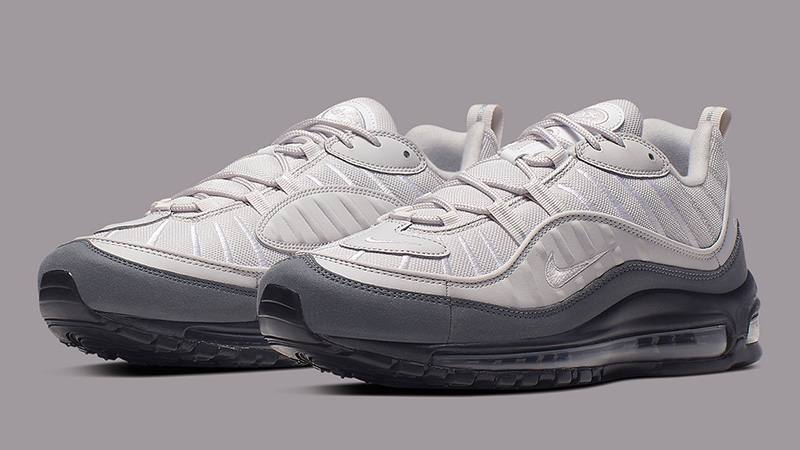 Nike Air Max 98 Grayscale 640744-111 front