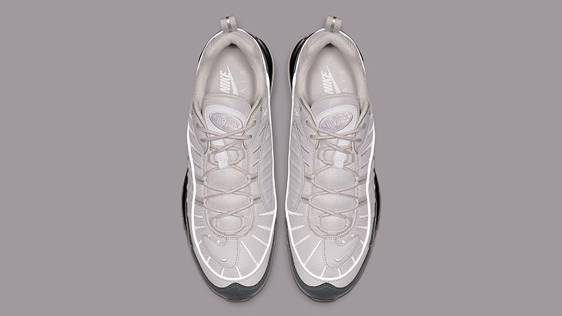 Nike Air Max 98 Grayscale 640744-111 middle