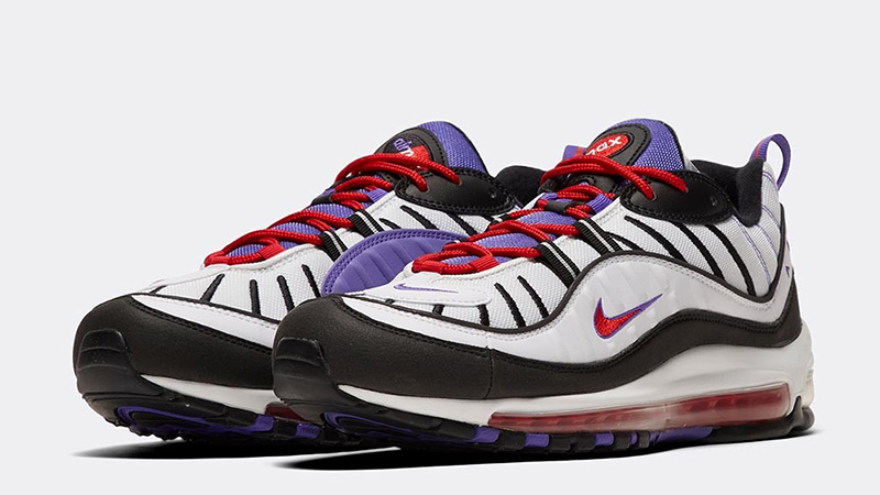 Nike Air Max 98 Psychic Purple