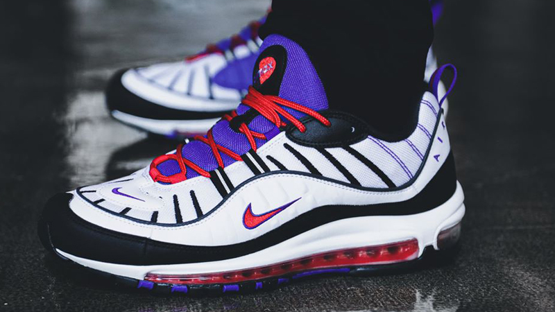 Nike Air Max 98 Psychic Purple Where To Buy 640744 110 The