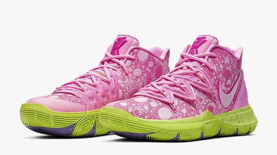 Nike Kyrie 5 Patrick Star   Where To
