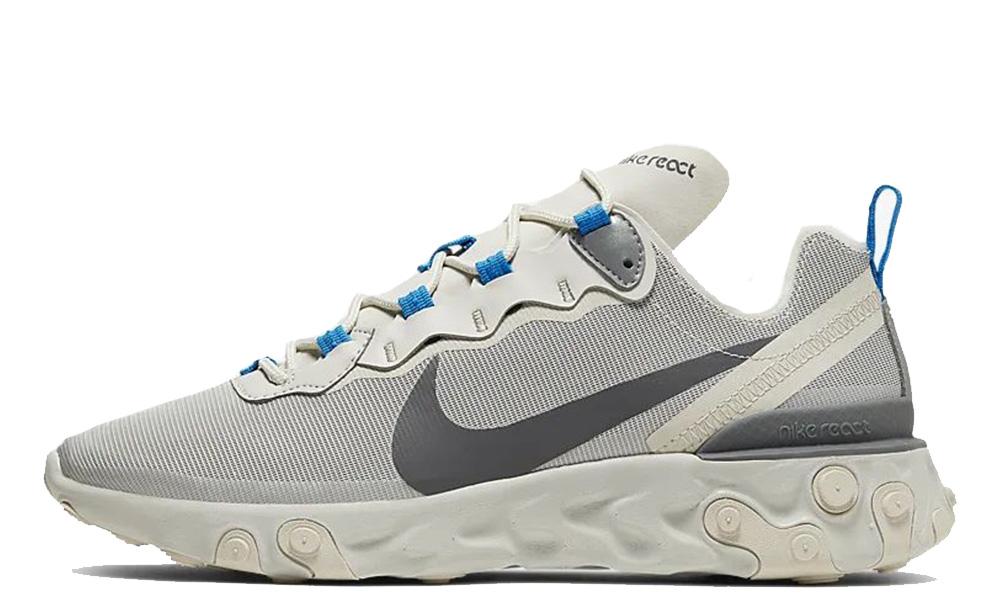 Nike React Element 55 Light Bone Grey CQ4809-002