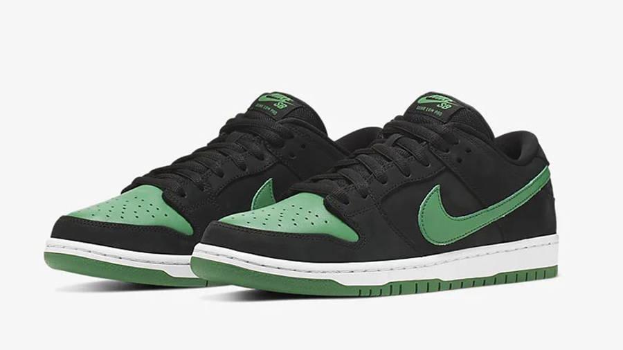 Nike SB Dunk Low Pro J-Pack Black Green