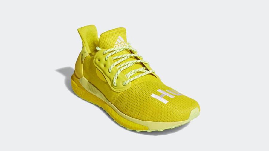 Pharrell Williams x adidas Solar Hu