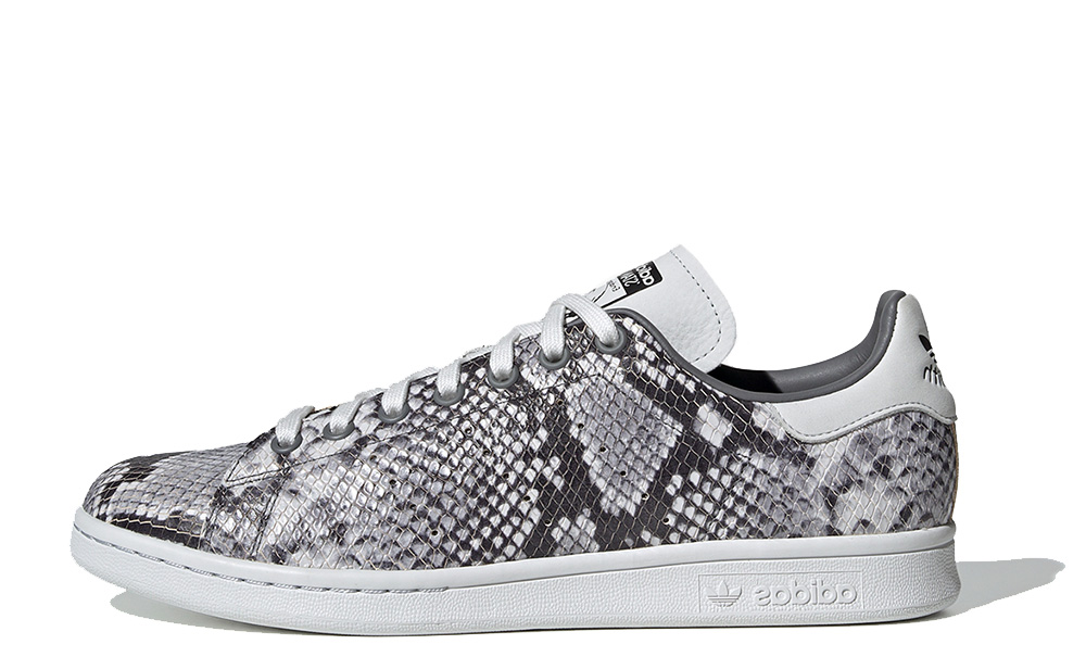 adidas Stan Smith Snakeskin Black EH0151