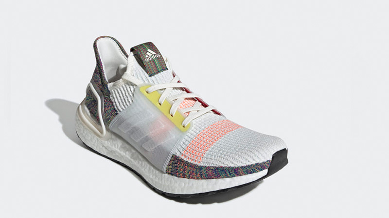 adidas Ultra Boost 19 Pride EF3675 front