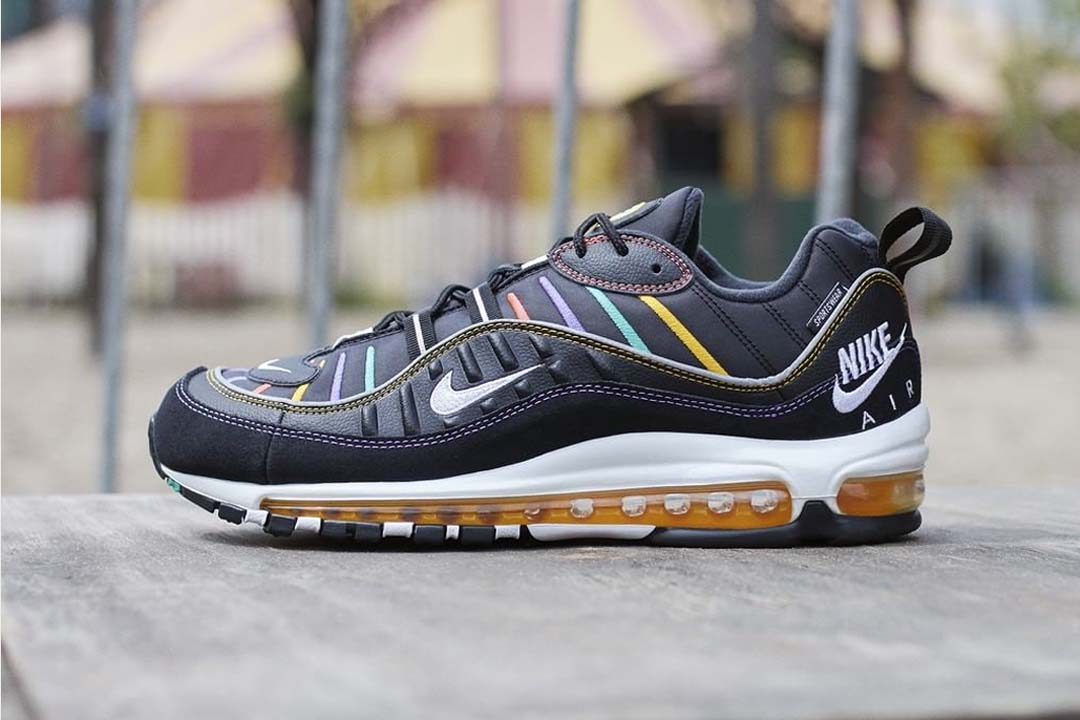 The Nike Air Max 98 Multicolor Is A Creptember Essential The