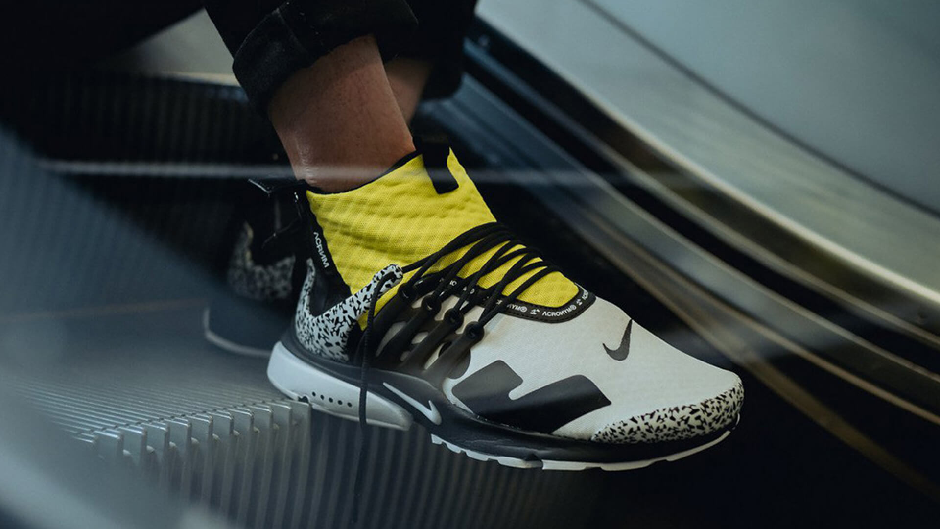 thoughts on superior quality picked up Latest ACRONYM x Nike Presto Trainer Releases & Next Drops | The ...