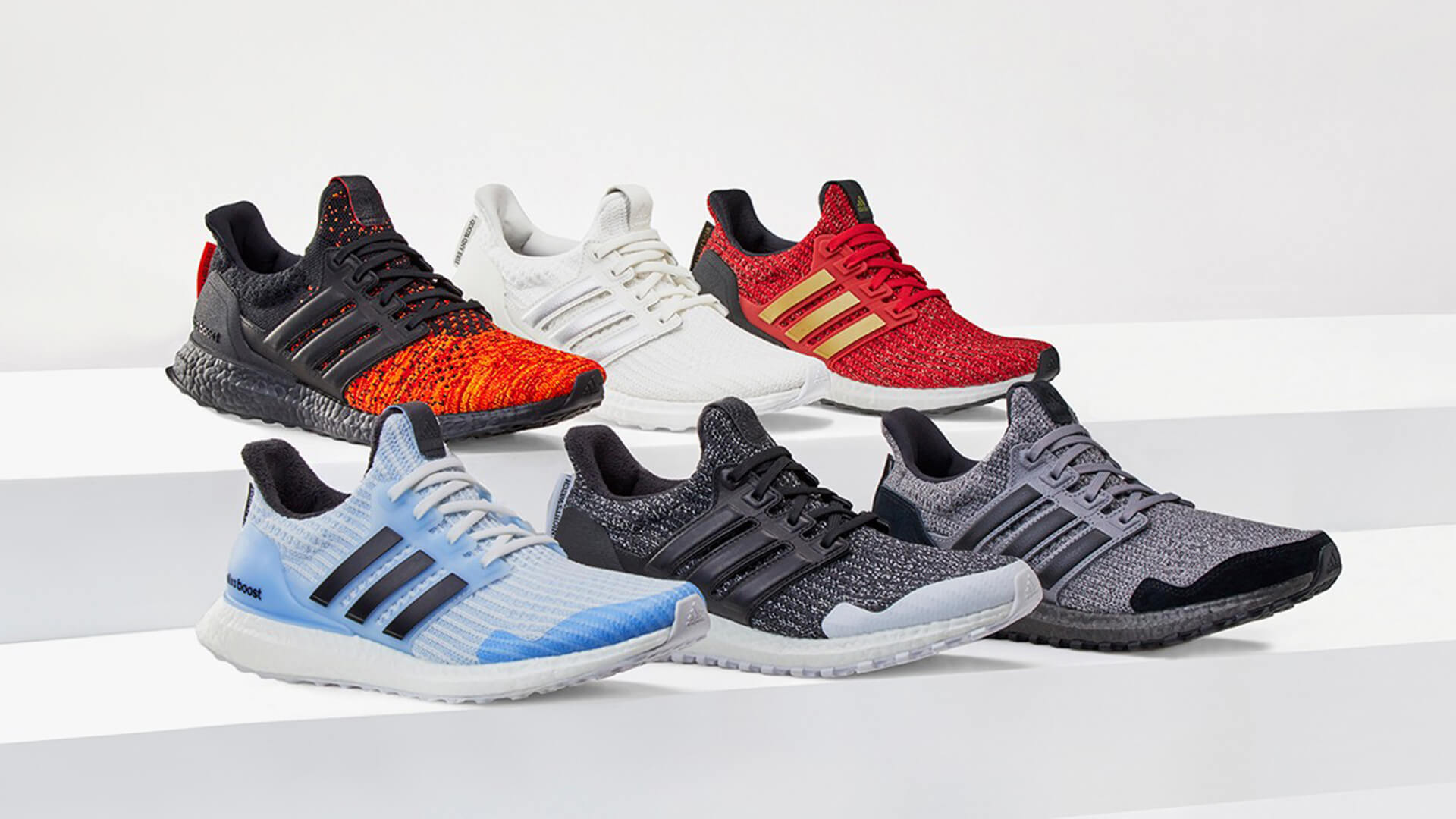 Latest Game of Thrones x adidas Trainer Releases & Next