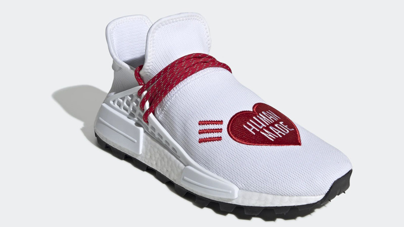 Human Made x adidas NMD Hu Love Pack