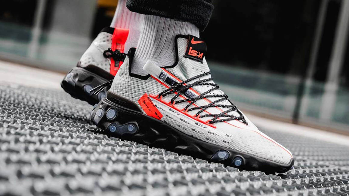Latest Nike React WR ISPA Trainer Releases & Next Drops | The Sole ...