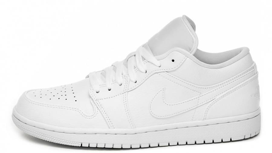 Jordan 1 Low White 553558-126
