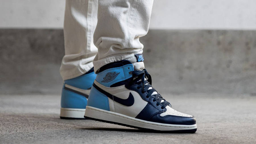 Jordan 1 Obsidian UNC | Where To Buy | 555088-140 | The Sole Supplier
