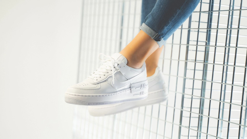 Nike Air Force 1 Low Shadow White Where To Buy Ci0919 100