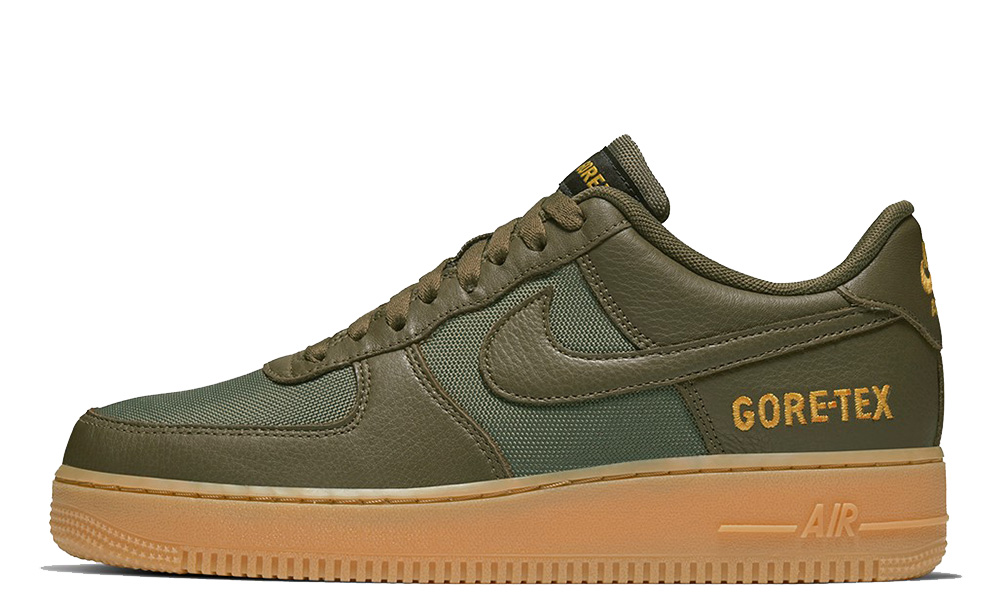 Nike Air Force 1 Low, Green