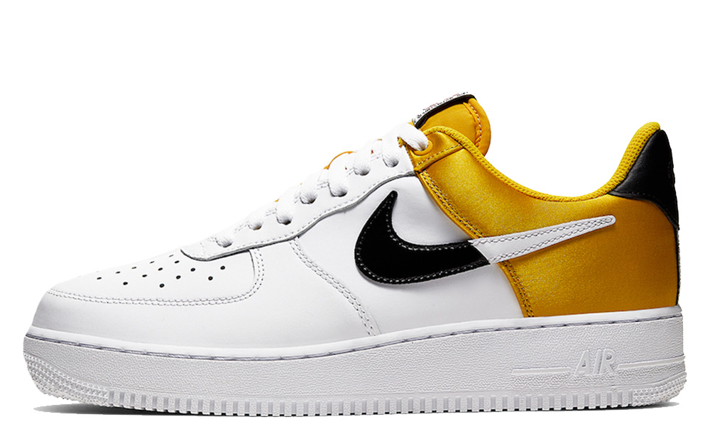 Nike Air Force 1 NBA Amarillo White