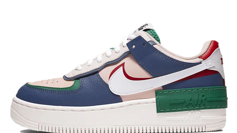 Nike Air Force 1 Shadow Mystic Navy Where To Buy Ci0919 400