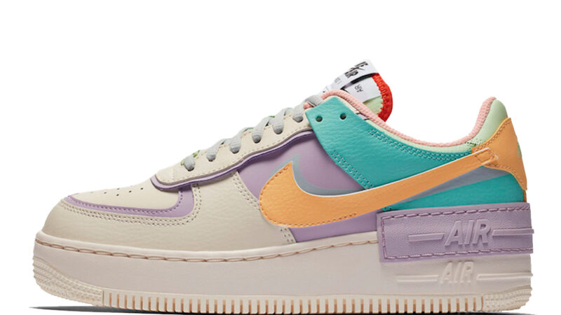 Nike Air Force 1 Shadow Pale Ivory Where To Buy Ci0919 101