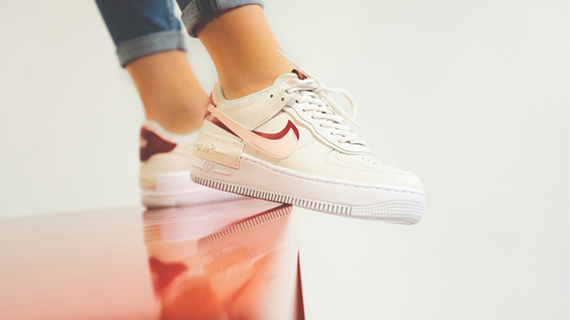 Nike Air Force 1 Shadow Phantom Pink Where To Buy Ci0919 003