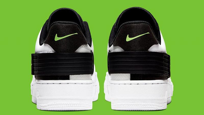 Nike Air Force 1 Type White Black