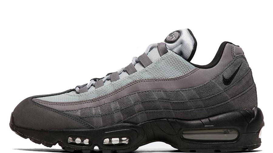 Nike Air Max 95 Essential Anthracite Grey   Where To Buy   749766 ...
