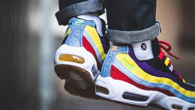 Nike Air Max 95 SP Multi | Where To Buy | CK5669-400 | The Sole ...