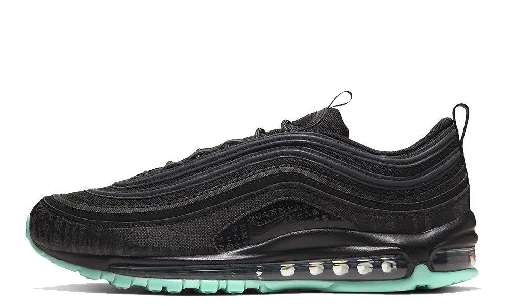 Nike Air Max 97 Green Glow 921826-017