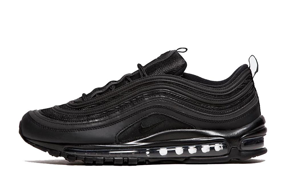 Nike Air Max 97 SE Triple Black