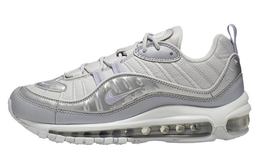 Nike Air Max 98 Grey Silver BV6536-001