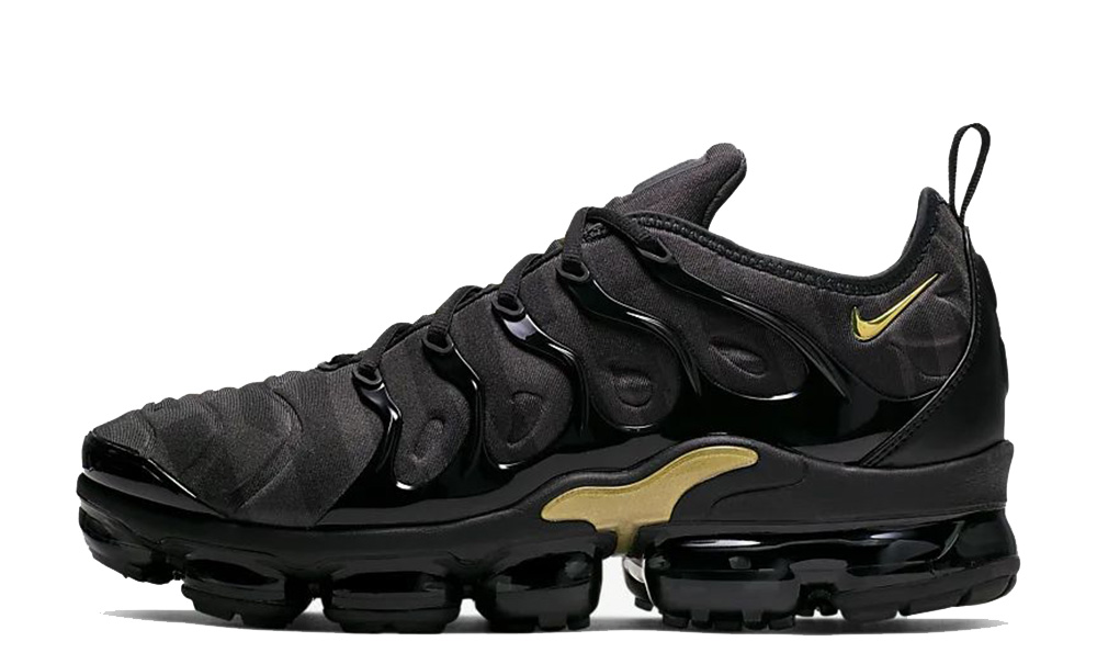 Nike Air Vapormax Plus Black Gold CQ4612-001