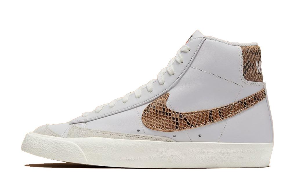 Nike Blazer Mid 77 White Snakeskin CI1176-002
