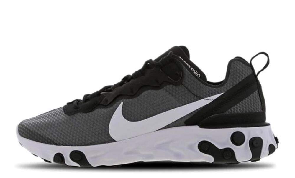 Nike React Element 55 Black White CI3831-002