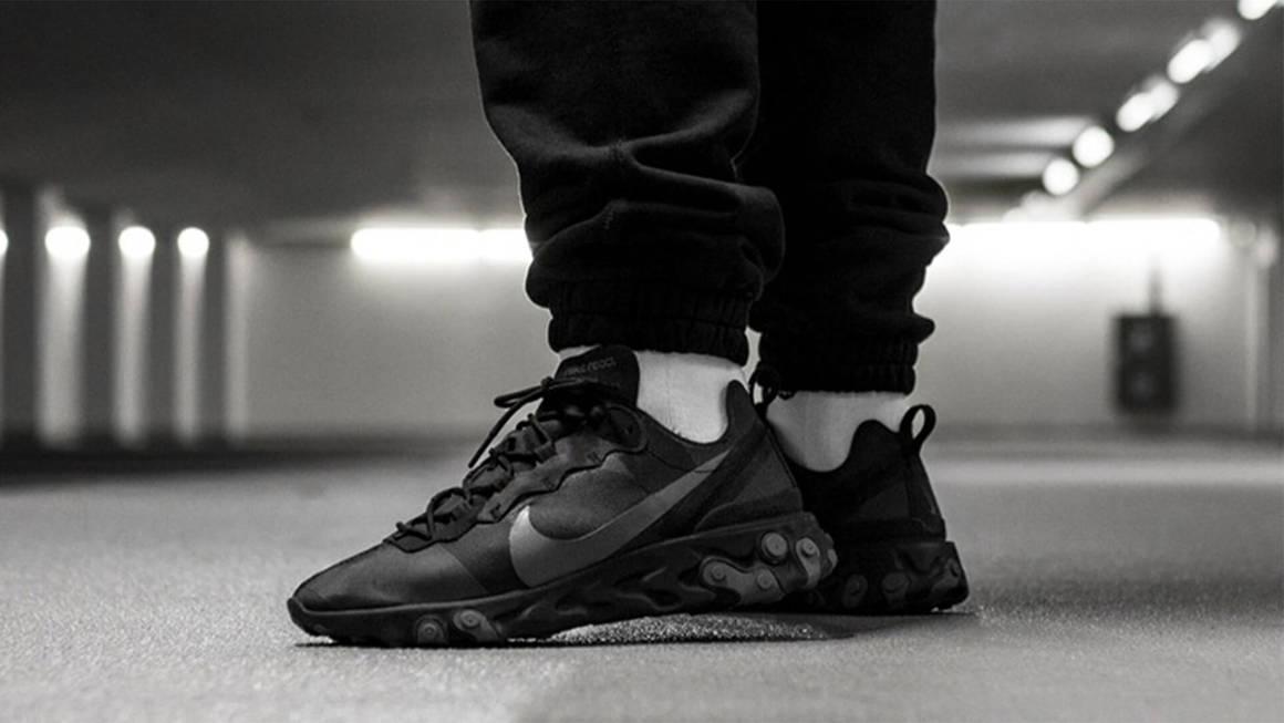 Latest Nike React Element 55 Trainer