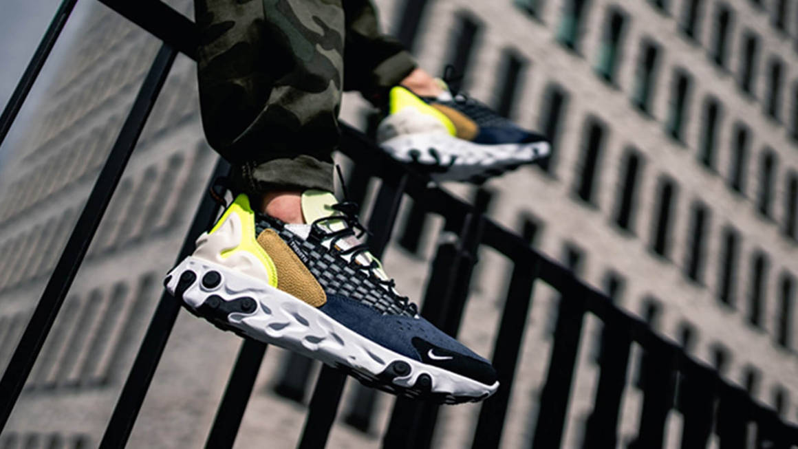 Latest Nike React Sertu Trainer Releases & Next Drops | The Sole ...