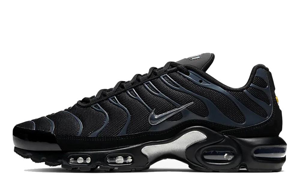 Nike TN Air Max Plus Black Silver 852630-042