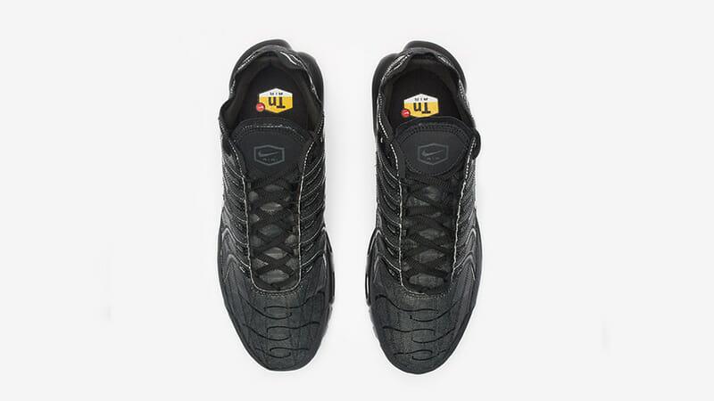 Nike TN Air Max Plus Decon Triple Black