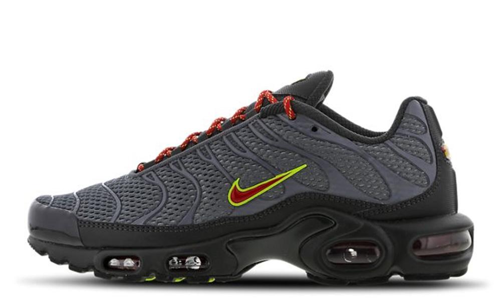 Nike TN Air Max Plus Grey Volt CQ6359-002