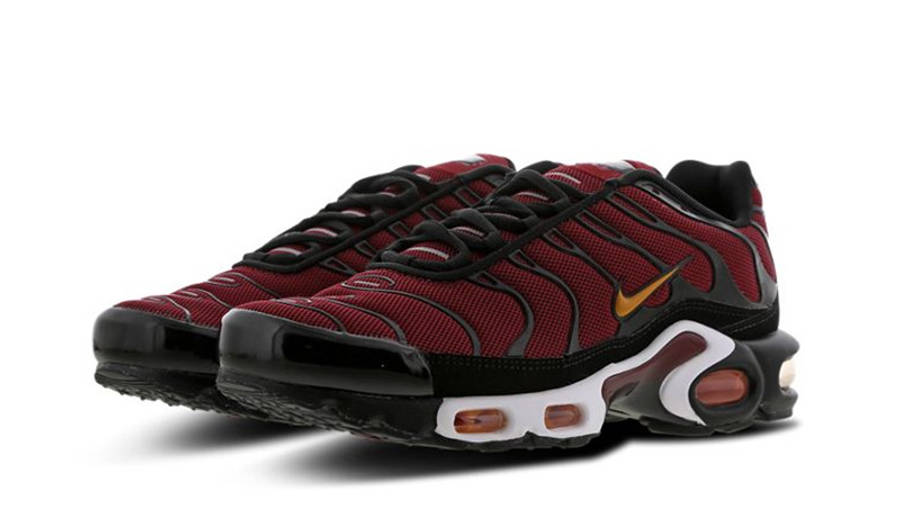 Nike TN Air Max Plus Red   Where To Buy