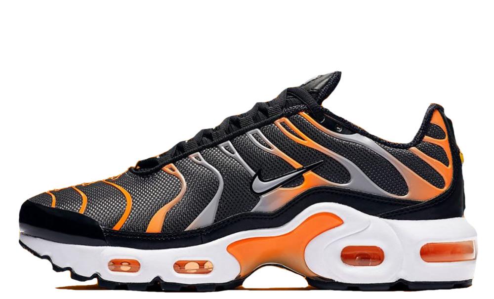 Nike TN Air Max Plus Total Orange CD0609-003