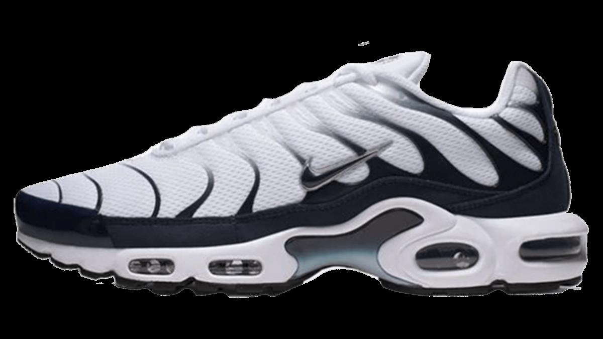 Nike TN Air Max Plus White Navy | Where
